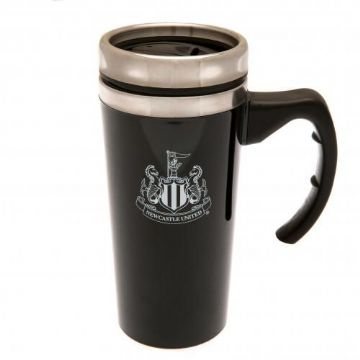Newcastle United Aluminium Travel Mug
